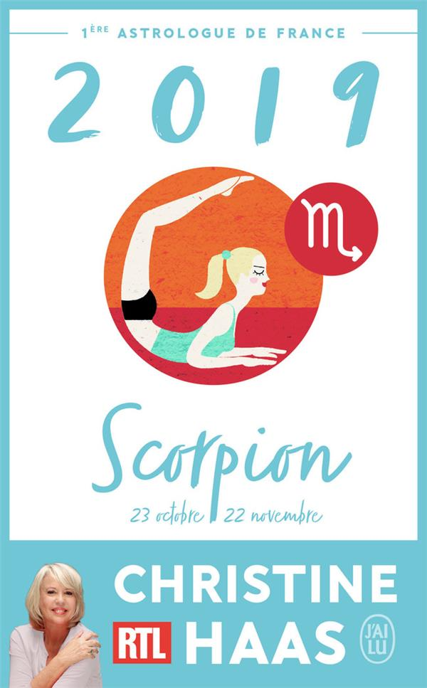 SCORPION 23 OCTOBRE 22 NOVEMBRE